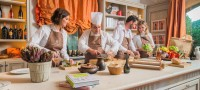 Chef for a day, Hotels with Cooking classes Morocco